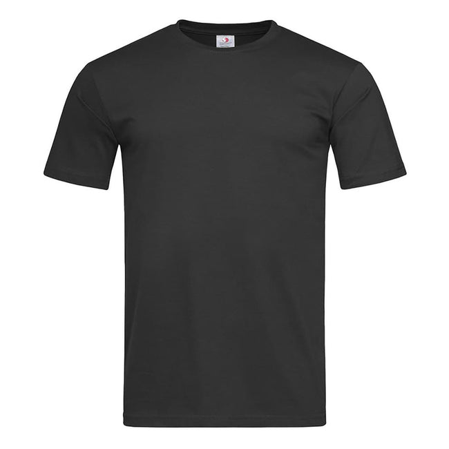 Deep Berry - Front - Stedman Mens Classic Fitted Tee