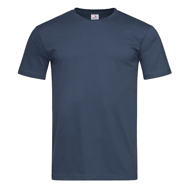 Scarlet Red - Front - Stedman Mens Classic Fitted Tee