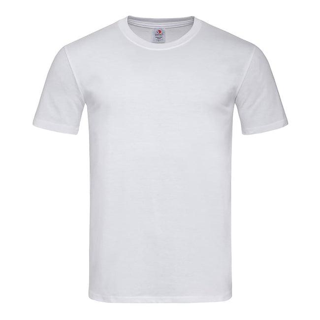 Black Opal - Front - Stedman Mens Classic Fitted Tee