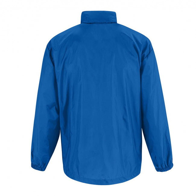 Atoll - Side - B&C Sirocco Mens Lightweight Jacket - Mens Outer Jackets