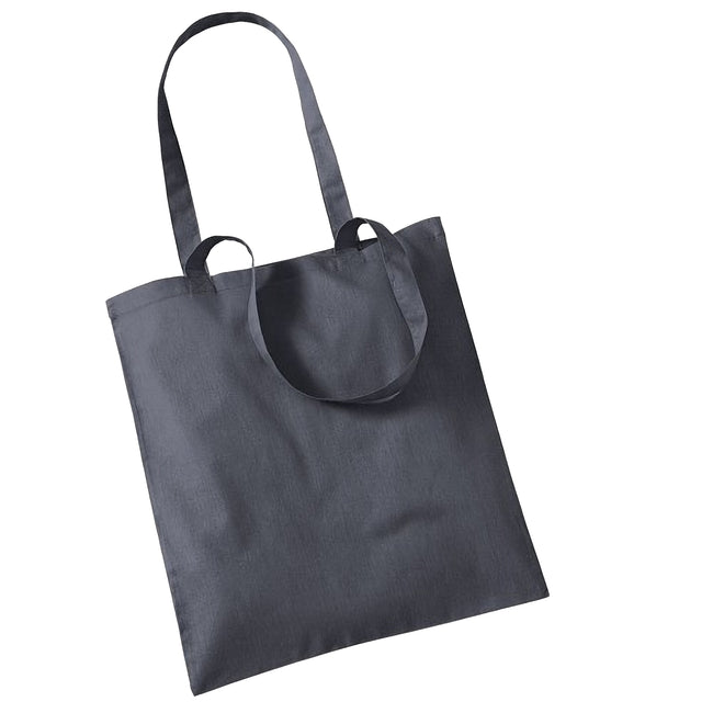 Lime - Front - Westford Mill Promo Bag For Life - 10 Litres
