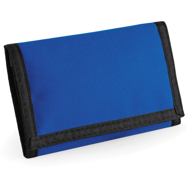 Bright Royal - Back - Bagbase Ripper Wallet