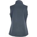 Convoy Grey - Back - Russell Ladies-Womens Smart Softshell Gilet Jacket