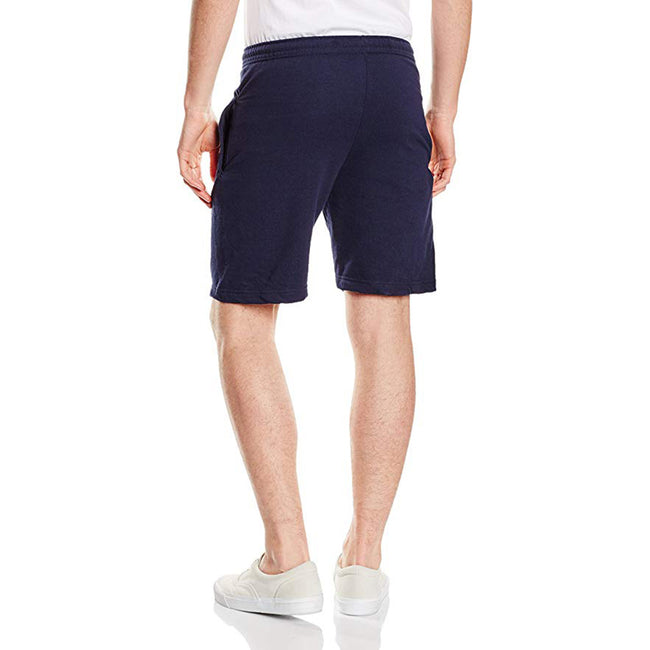 Deep Navy - Lifestyle - Fruit Of The Loom Mens Lightweight Casual Fleece Shorts (240 GSM)