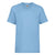 Sky Blue - Front - Fruit Of The Loom Childrens-Kids Unisex Valueweight Short Sleeve T-Shirt