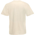 Heather Grey - Back - Fruit Of The Loom Mens Valueweight Short Sleeve T-Shirt