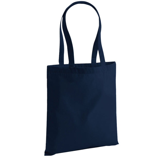 Olive - Front - Westford Mill EarthAware Organic Bag For Life (10 Litres)