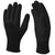 Black - Front - Delta Plus Hercule Knitted Work Safety Gloves