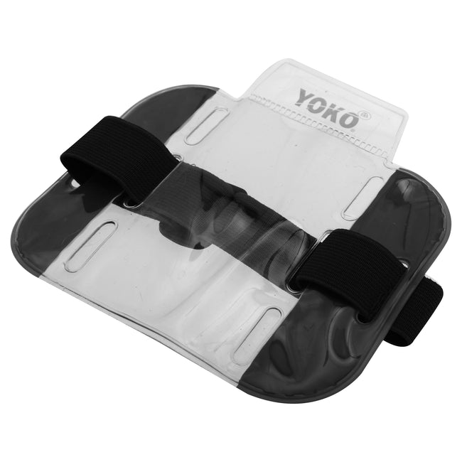 Black - Front - Yoko ID Armbands - Accessories (Pack of 4)