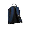 F Navy-Classic Red-White - Front - Bagbase Teamwear Backpack - Rucksack (21 Litres) (Pack of 2)