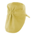 Bottle Green - Front - Result Headwear Kids-Childrens Unisex Folding Legionnaire Hat - Cap (Pack of 2)