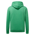 Green Heather - Back - Fruit of the Loom Mens R Hoodie