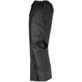 Black - Back - Helly Hansen Voss Waterproof Trouser Pants - Mens Workwear