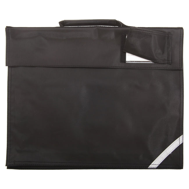 Black - Front - Quadra Junior Book Bag - 5 Litres
