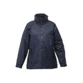 Navy Blue - Front - Regatta Ladies-Womens Waterproof Windproof Jacket