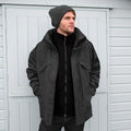 Bottle Green - Front - Result Mens 3 In 1 Zip And Clip StormDri Waterproof Windproof Jacket