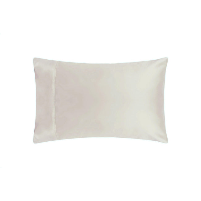 Oyster - Front - Belledorm 200 Thread Count Egyptian Cotton Housewife Pillowcases (Pair)