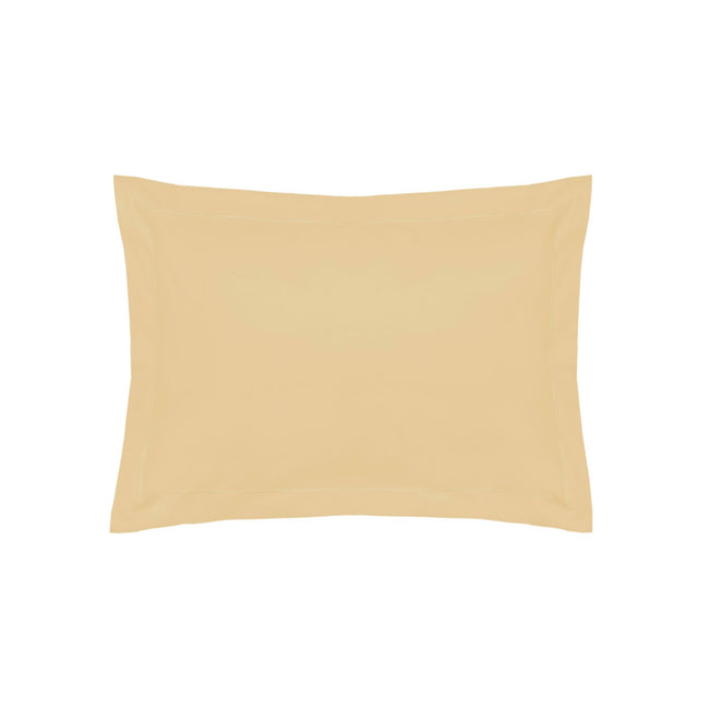 Papyrus - Front - Belledorm 200 Thread Count Egyptian Cotton Oxford Pillowcase