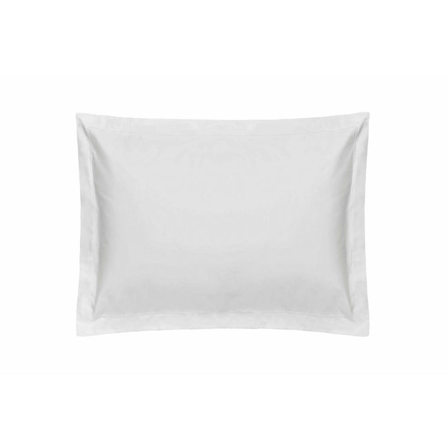 Ivory - Front - Belledorm Premium Blend 500 Thread Count Oxford Pillowcase