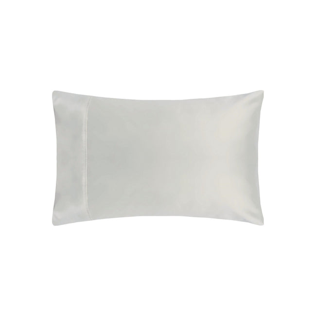 Platinum - Front - Belladorm Pima Cotton 450 Thread Count Housewife Pillowcase