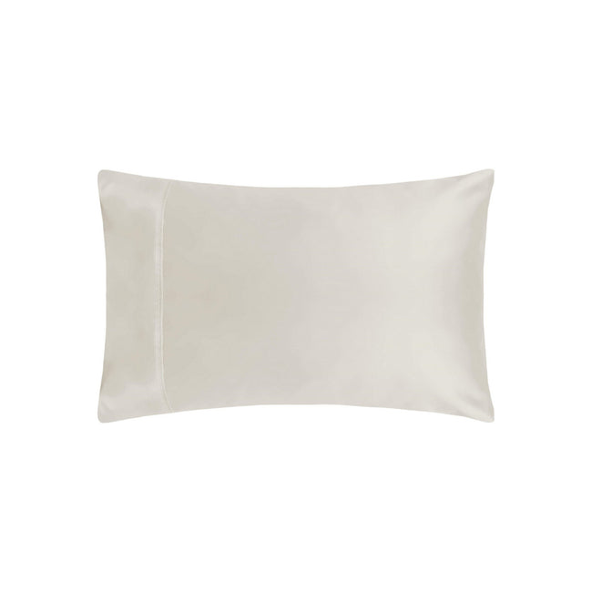 Ivory - Front - Belladorm Pima Cotton 450 Thread Count Housewife Pillowcase