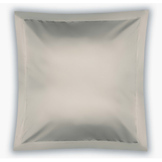Platinum - Front - Belledorm Pima Cotton 450 Thread Count Oxford Continental Pillowcase