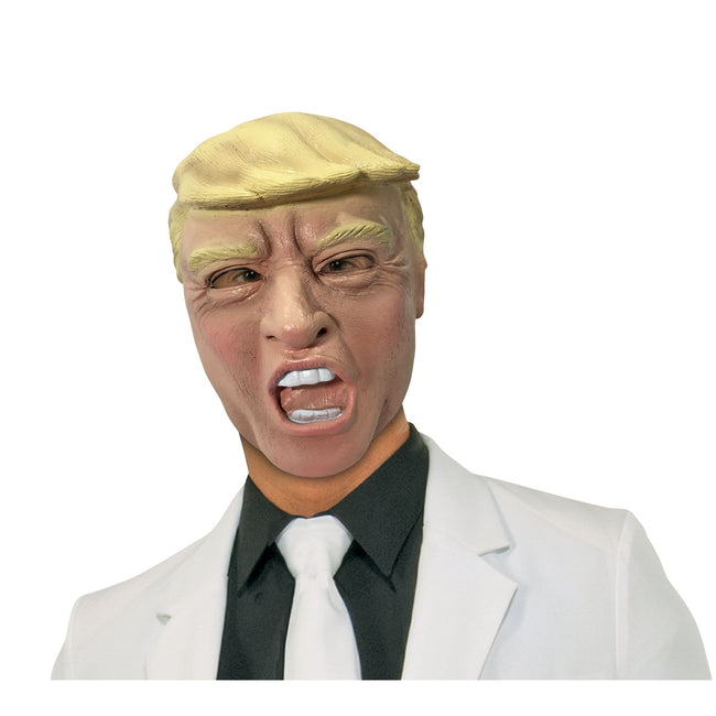 Multicolour - Front - Bristol Novelty Unisex Trump Mask