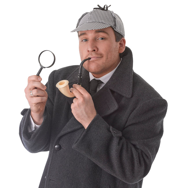 Grey - Front - Bristol Novelty Detective Kit