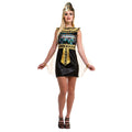 Multicoloured - Front - Bristol Novelty Womens-Ladies Egyptian Sequin Dress Costume