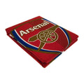 Red - Side - Arsenal FC Pulse Reversible Duvet And Pillow Case Set