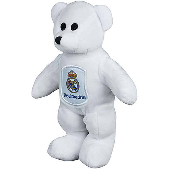 White - Lifestyle - Real Madrid Mini Plush Bear