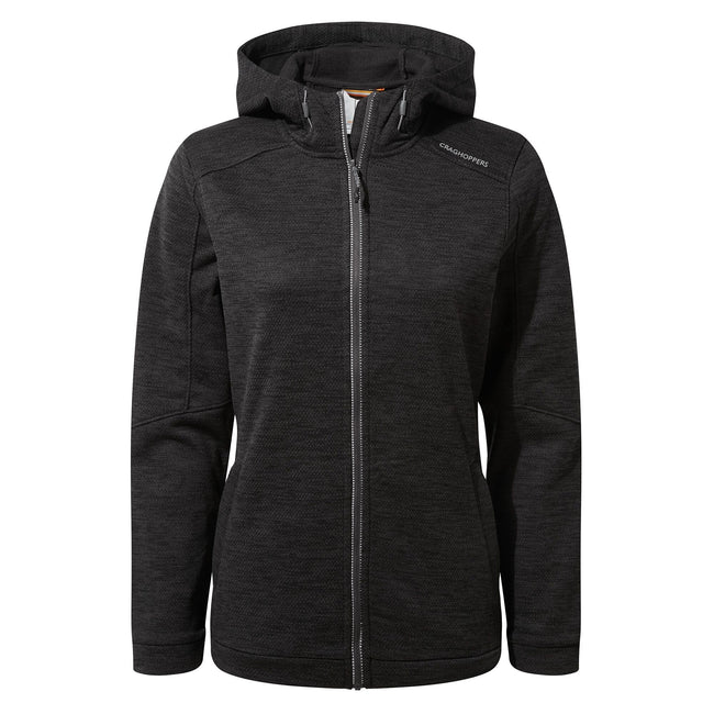 Black Pepper - Front - Craghoppers Womens-Ladies Strata Jacket