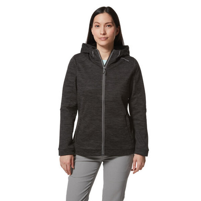 Black Pepper - Back - Craghoppers Womens-Ladies Strata Jacket