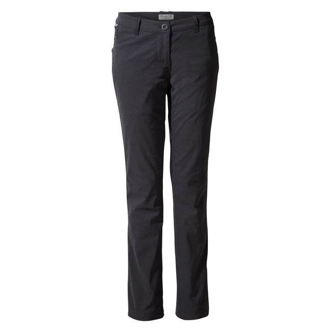 Graphite - Front - Craghoppers Womens-Ladies Kiwi Pro II Winter Lined Trousers.