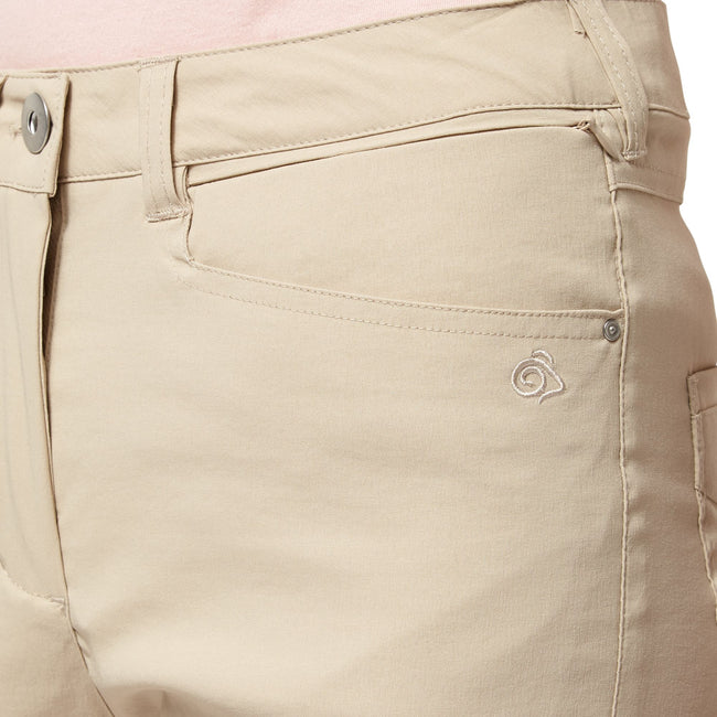 Desert Sand - Lifestyle - Craghoppers Womens Adventure Trousers