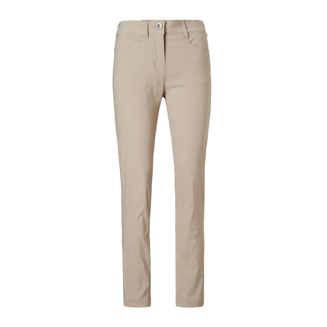 Desert Sand - Front - Craghoppers Womens Adventure Trousers