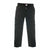 Black - Front - Duke London Mens Tall Fit Cotton Cargo Trousers