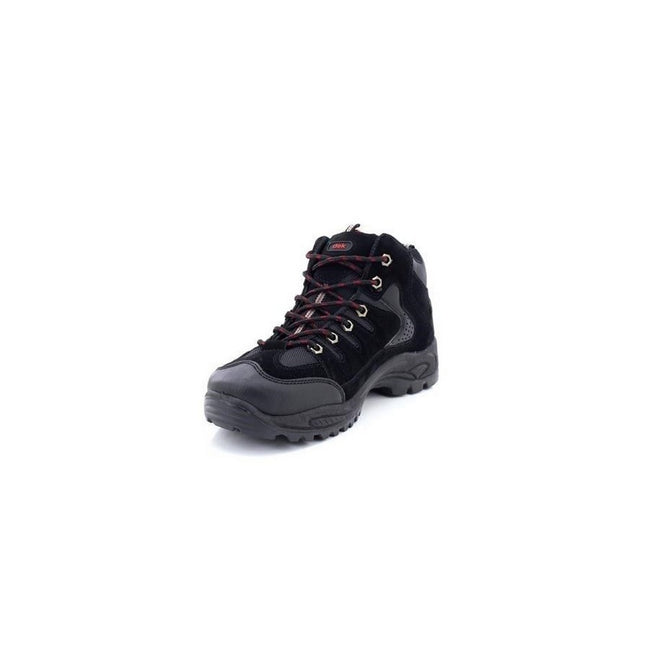 Black - Lifestyle - Dek Mens Ontario Lace-Up Hiking Trail Boots