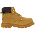 Honey - Back - Grafters Mens Gladiator Safety Boots