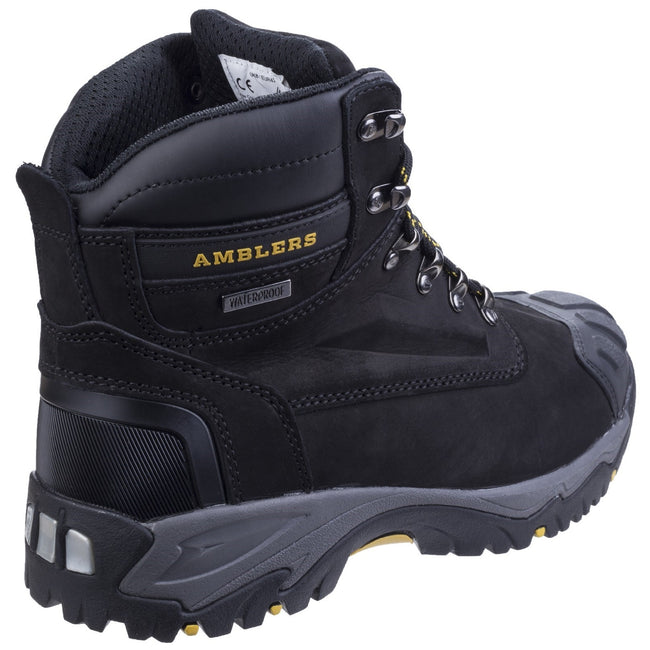 Black - Lifestyle - Amblers Safety FS987 Safety Boot - Mens Boots