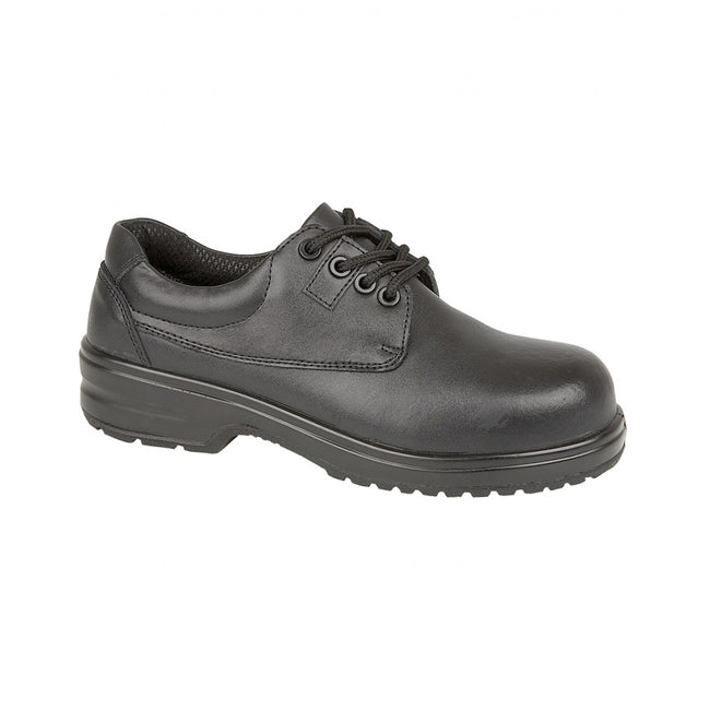 Black - Front - Amblers Safety FS121C Ladies Safety Shoe - Womens Shoes