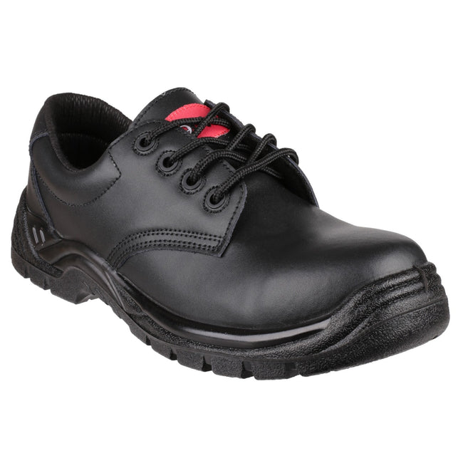 Black - Front - Centek Mens FS311C Composite S3 SRC Safety Shoes