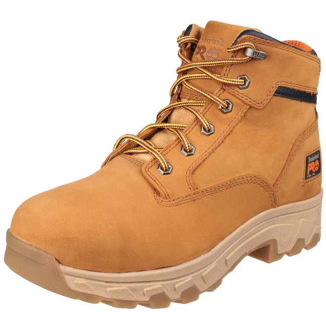 Wheat - Lifestyle - Timberland Pro Mens Workstead Lace Up Safety Boot