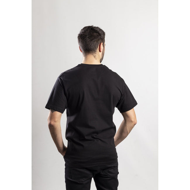 Black - Lifestyle - Caterpillar Mens TM Logo Short Sleeve T-Shirt