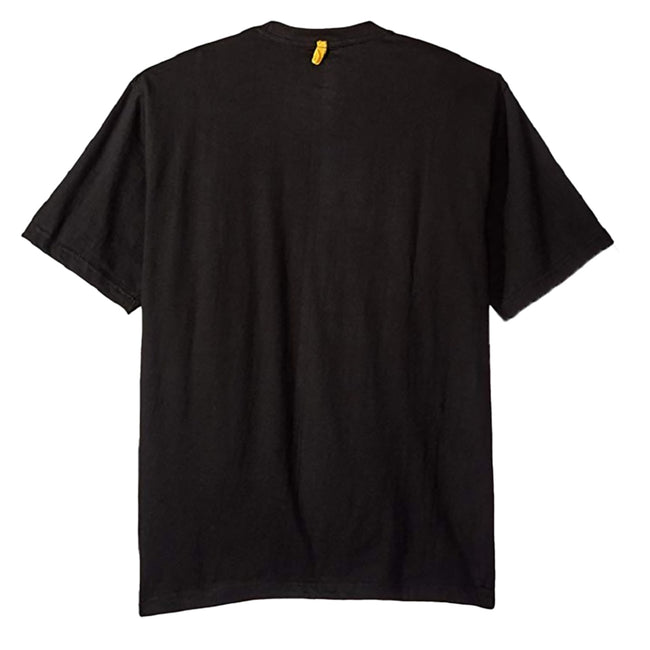 Black - Pack Shot - Caterpillar Mens TM Logo Short Sleeve T-Shirt