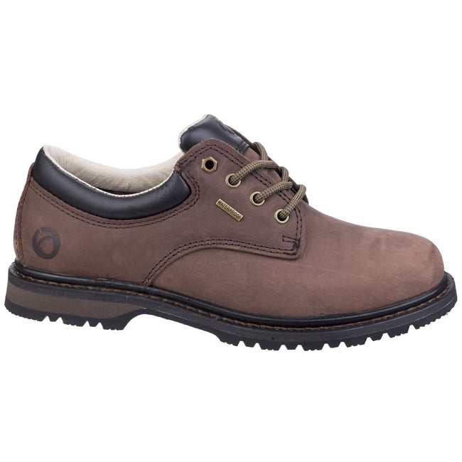 Crazyhorse - Side - Cotswold Mens Stonesfield Leather Hiking Shoe