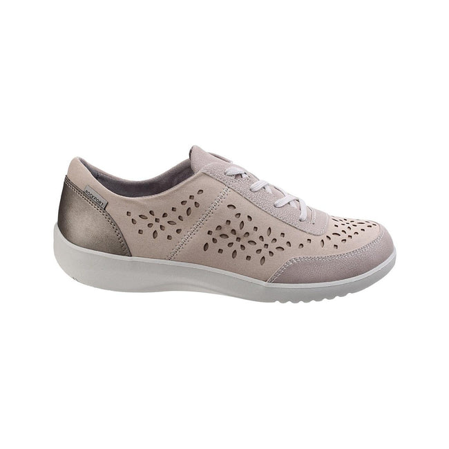 Metal - Lifestyle - Rockport Womens-Ladies Emalyn Lace Up Trainer