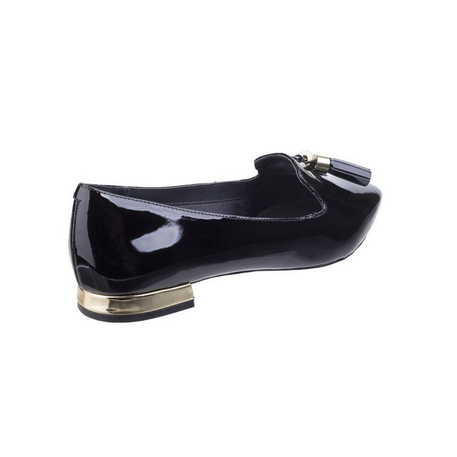 Black - Lifestyle - Rockport Womens-Ladies Total Motion Zuly Leather Loafer
