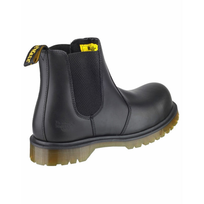 Black - Back - Dr Martens FS27 Dealer Boot - Mens Boots - Boots Safety