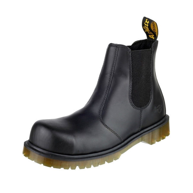 Black - Pack Shot - Dr Martens FS27 Dealer Boot - Mens Boots - Boots Safety